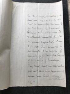 Madras 1901. An amusing insight into the social world of senior Indian officials